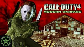 Things to Do In: Call of Duty: Modern Warfare Remastered - Michael Myers