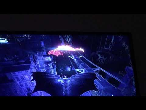 Arkham knight: Man-Bat sighting and chase
