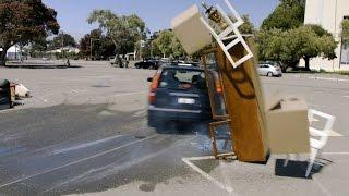 Power Slide Parking Tests