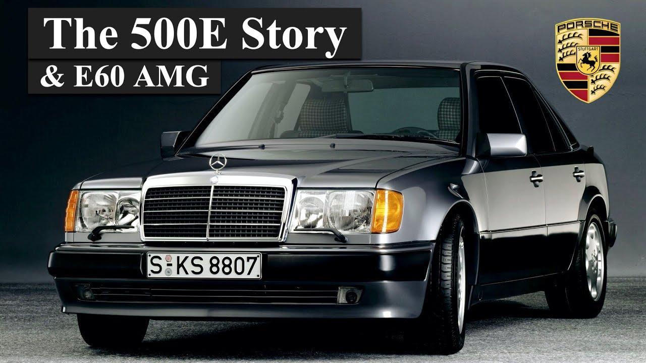 Why The Mercedes W124 500E Is a Modern Classic (4K)