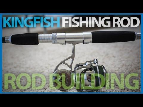 [Rod Building #03] KING MACKEREL purpose spinning fishing rod