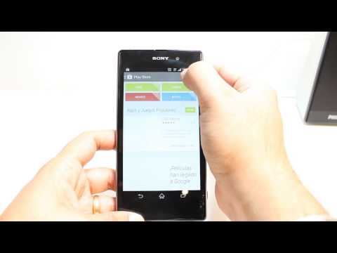 Whatsapp messenger install to Sony Xperia Z1