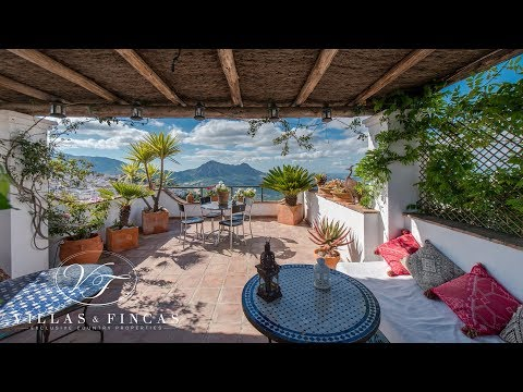 Village house with pool and amazing views in Gaucín, Málaga, Andalusia