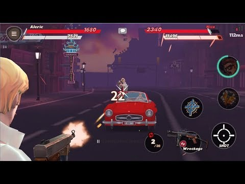 Mafia Revenge - Best New Mobile Shooter Game! FIRST LOOK: Pre-Released In Select Countries