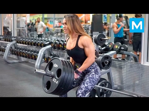 BEAST in the Beauty - Cassandra Martin | Muscle Madness