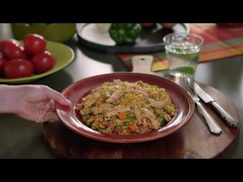 Cómo hacer arroz con pollo   Knorr® Sabor
