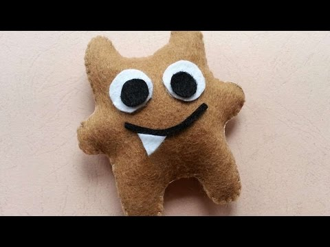 How To Create A Cute Monster Plushie - DIY Crafts Tutorial - Guidecentral