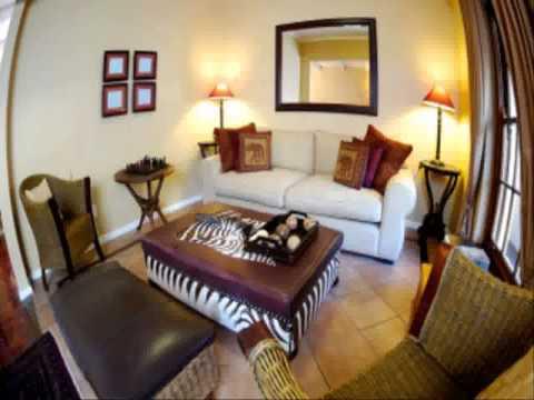 Creative african bedroom design