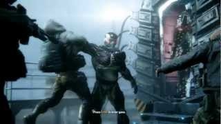 Crysis 3:prophet And Psycho Return (meeting Of Prophet And Psycho)