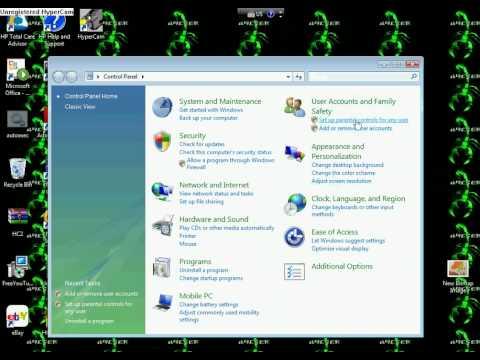 how to bypass windows vista/xp login screen