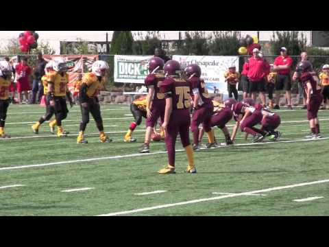 MD Youth Football Highlights: Duke Grant 100 Top Plays Volume 2