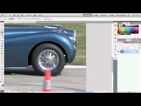 FLASH - Animating Car Part 1