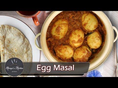 Egg masala in tamil | Egg gravy recipe | Egg curry recipe in tamil / muttai curry in tamil