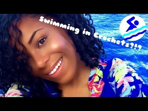 Crochet Braids FAQ: Can you swim in Crochet Braids?!? | Lia Lavon