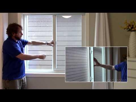 Removing Your Horizontal Windows Slider - Homeowner Maintenance