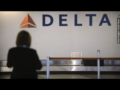 To Save Time, Delta Wants To Carry Your Carry-Ons For You