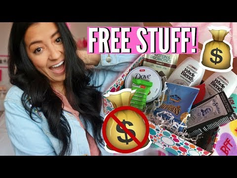 HOW TO GET FREE STUFF SENT TO YOU! | 2018 | mireyaaxo