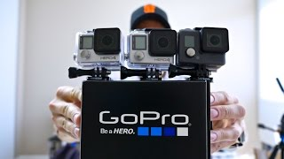 WHICH GoPro Hero 4 to BUY - REVIEW