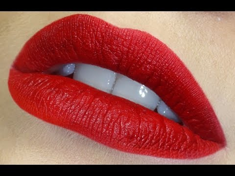 How To: The Perfect Red Lips Makeup Tutorial