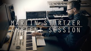 Ambient Session with Moog, Virus TI, V-Synth by Phelios