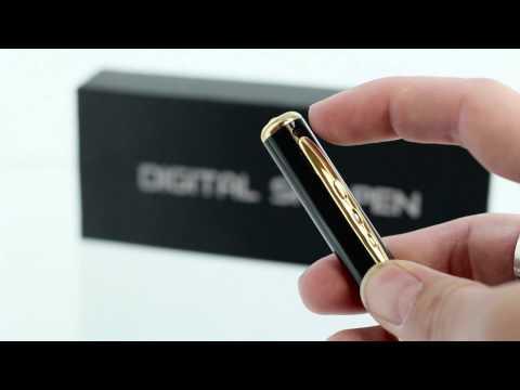 Cobra Digital Audio/Video Spy Pen Justdeals.com
