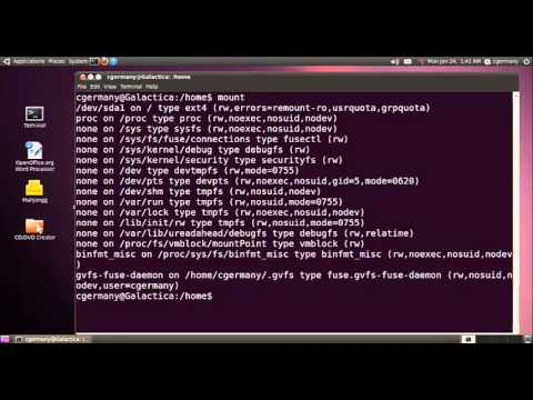 Implementing Linux Quotas