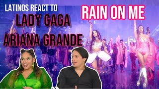 Waleska & Efra Lady Gaga, Ariana Grande - Rain On Me(Official Music Video)REACTION| FEATURE FRIDAY✌