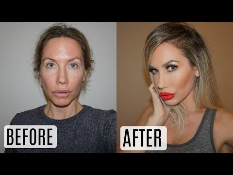 THE POWER OF MAKEUP (Get Ready With Me)