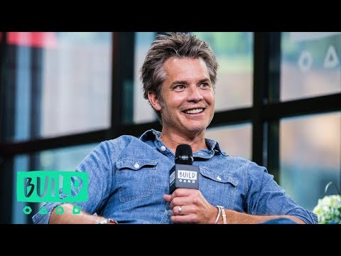 Tim Olyphant Drops By To Talk About