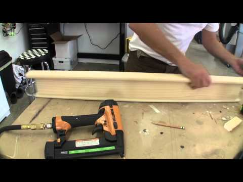 How to Trim a Craftsman Style Window Pt 2