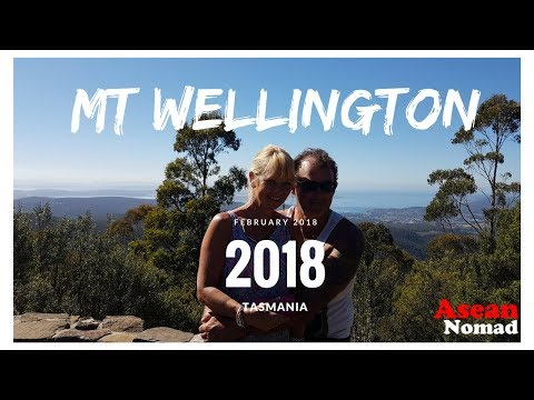 Mt Wellington, Hobart, Tasmania