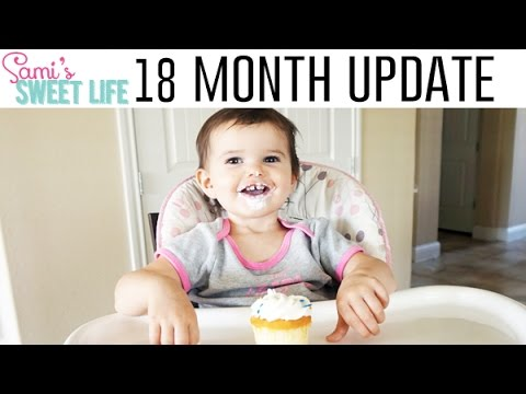 18 Month Toddler Update | Learning, Weaning, & Tantrums