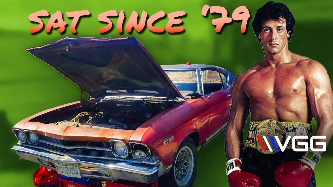 FORGOTTEN 1969 Chevelle 500 mile Rescue - Vice Grip Garage EP20