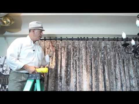 Tips From Us: How to Keep my drapes from getting stuck on the rod | Video #70