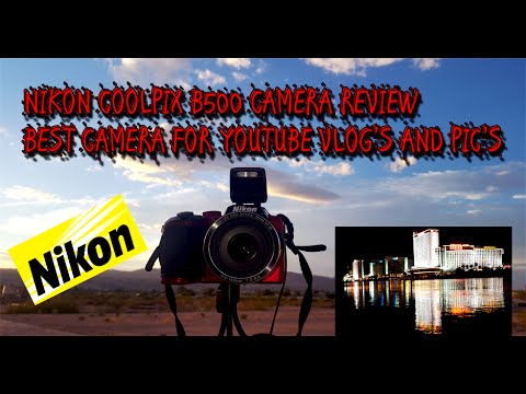 NIKON COOLPIX B500 CAMERA ' better then a gopro? {PRODUCT REVIEW}