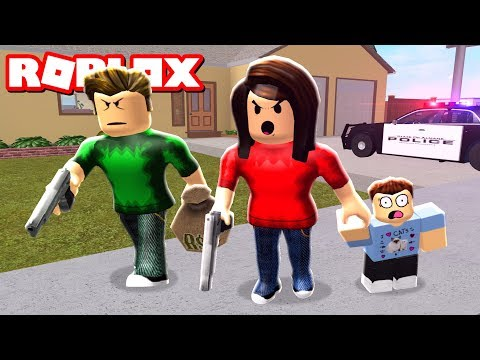 MY PARENTS ARE CRIMINALS IN ROBLOX?!