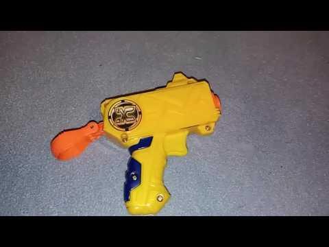 How to turn a nerf gun into a bb gun