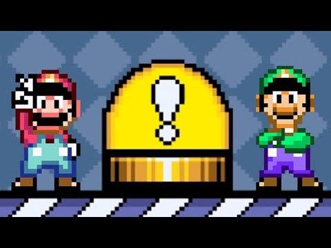 Super Mario World Co-Op Walkthrough - Part 1 - Yoshi's Island