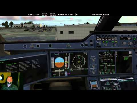 FlightFactor A350 XWB for X-Plane 10 Cold & Dark on