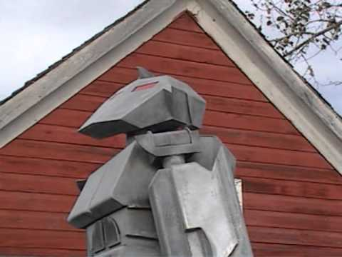 Giant Robot Project (GKR-001) part 4