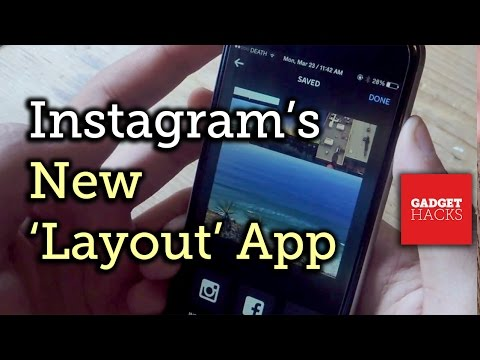 Use Instagram's Layout App to Create Collages Easier Than Ever Before [How-To]