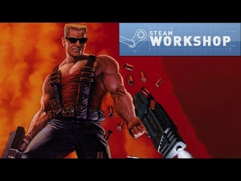 How to Upload Duke3D User Maps to Steam Workshop