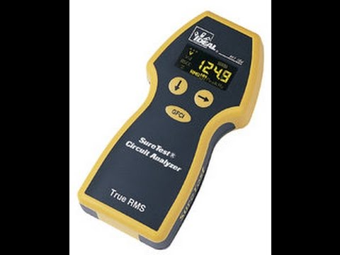 SureTest® Circuit Analyzer Voltage Drop Test
