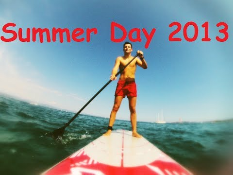 Summer Day July 2013 Hyères - France GOPRO HERO 3