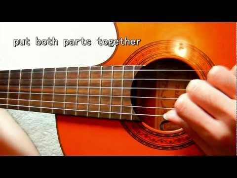 Colbie Caillat - brighter than the sun ( GUITAR tutorial ) proper chords and strumming