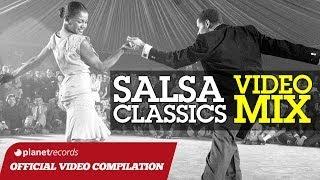 BEST OF SALSA HITS ► 22 SALSA CLASSICS VIDEO HIT MIX ► CELIA CRUZ - TITO PUENTE  - OSCAR D