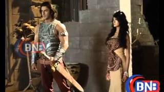 Hatim Fantasy Teleserial Star Plus Tv Serial , On Location Shoot