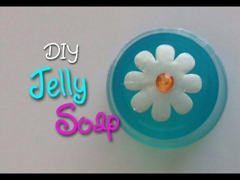 Easy DIY Jelly Soap!