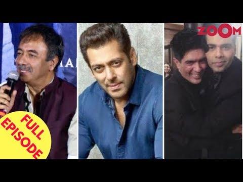 Rajkumar Hirani On Salman's Role In Sanju | Manish On His Relationship With Karan Johar & More