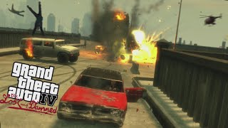 GTA: The Lost And Damned (Xbox 360) Free Roam Gameplay #9 [1080p]